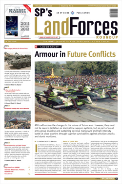 SP's Land Forces ISSUE No 01-12