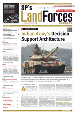 SP's Land Forces ISSUE No 02-12