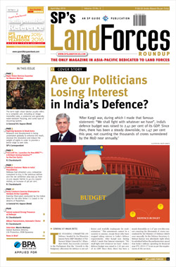 SP's Land Forces ISSUE No 02-16