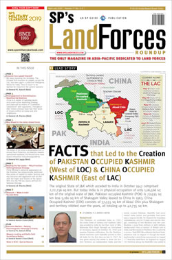 SP's Land Forces ISSUE No 2/3-20