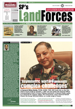 SP's Land Forces ISSUE No 03-08