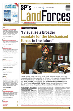 SP's Land Forces ISSUE No 03-11