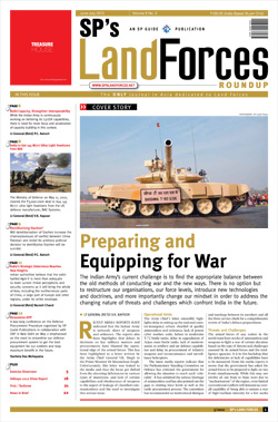 SP's Land Forces ISSUE No 03-12