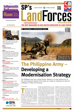 SP's Land Forces ISSUE No 03-14