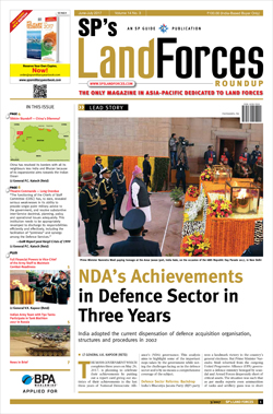 SP's Land Forces ISSUE No 03-17