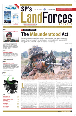 SP's Land Forces ISSUE No 04-10