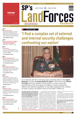 SP's Land Forces ISSUE No 04-11