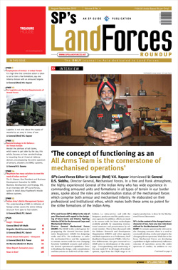 SP's Land Forces ISSUE No 04-12