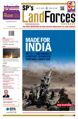 SP's Land Forces ISSUE No 04-14