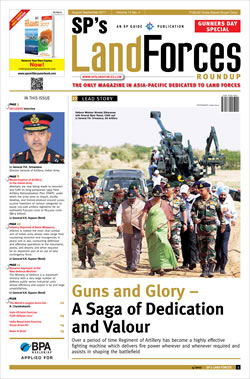 SP's Land Forces ISSUE No 04-17