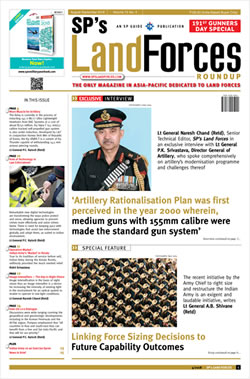SP's Land Forces ISSUE No 04-18
