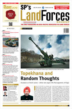 SP's Land Forces ISSUE No 04-20