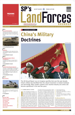 SP's Land Forces ISSUE No 05-11