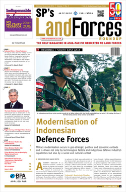 SP's Land Forces ISSUE No 05-14