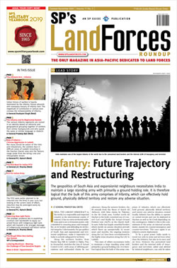 SP's Land Forces ISSUE No 05-20