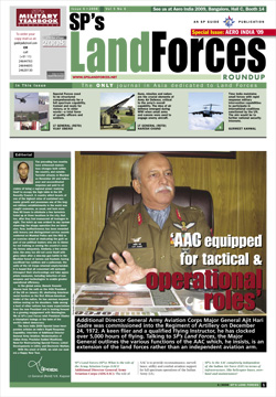 SP's Land Forces ISSUE No 06-08
