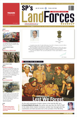 SP's Land Forces ISSUE No 06-11