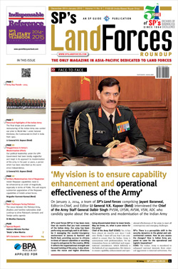 SP's Land Forces ISSUE No 06-14