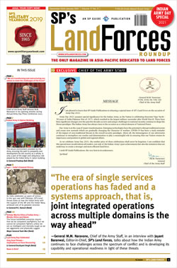 SP's Land Forces ISSUE No 06-20