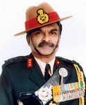 Lt Gen CA Krishnan - Deputy Chief of the Army Staff (P&S) & Colonel 4 Gorkha Rifles, India