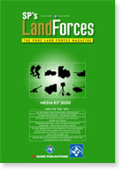 SP's Land Forces BPA Worldwide Flyer